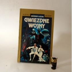 """Lucas G."""" Gwiezdne Wojny"""" Warszawa 1990"""
