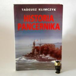 """Klimczyk T."""" Historia Pancernika"""" Warszawa 1994"""
